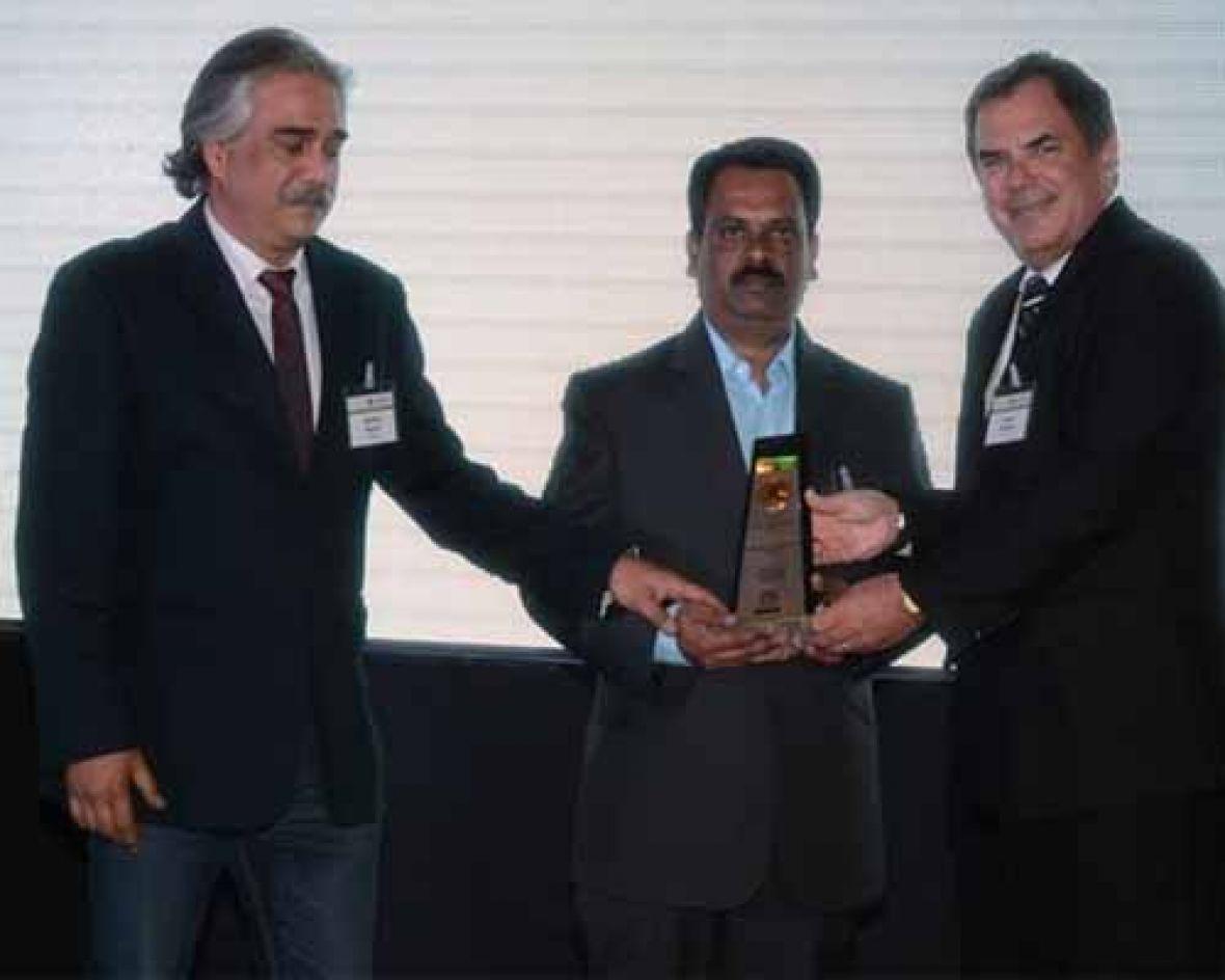 ìBest Supplier- Cost Improvement Award 2012
